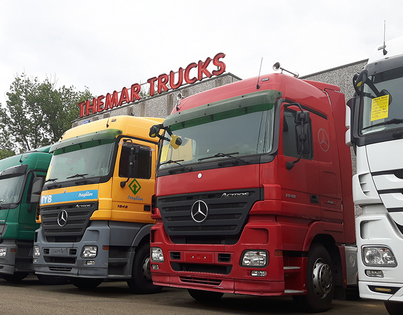 Themar Trucks vrachwagens