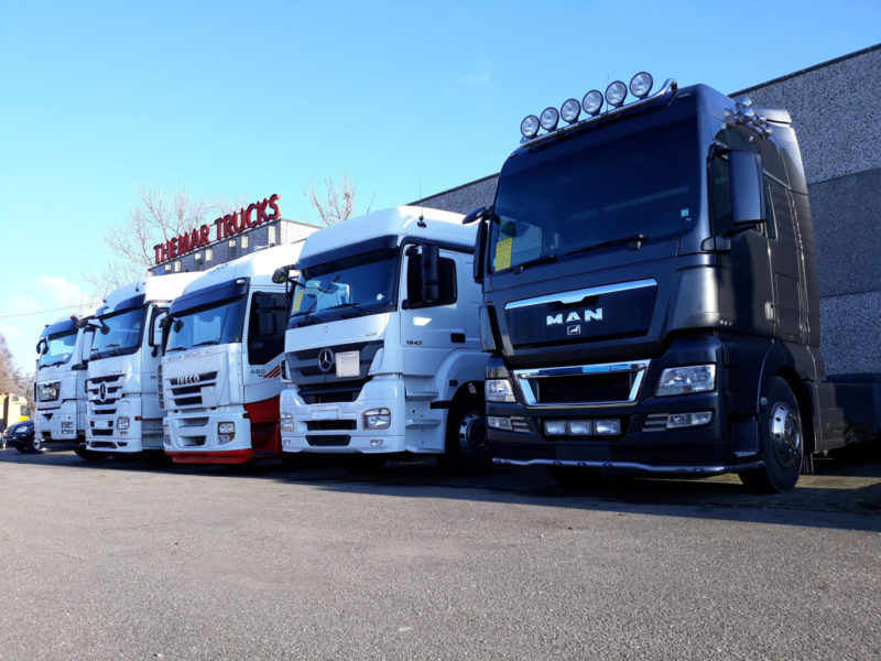 Camions d'occasions