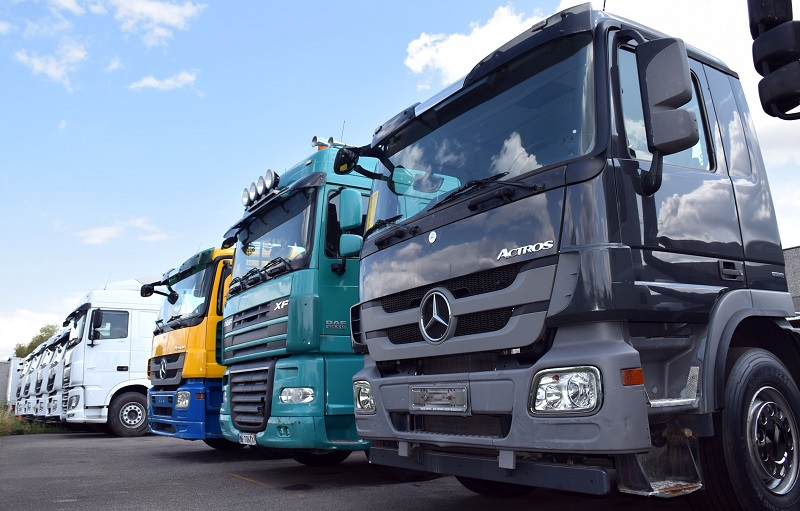 used trucks for sale at Themar Trucks Belgium