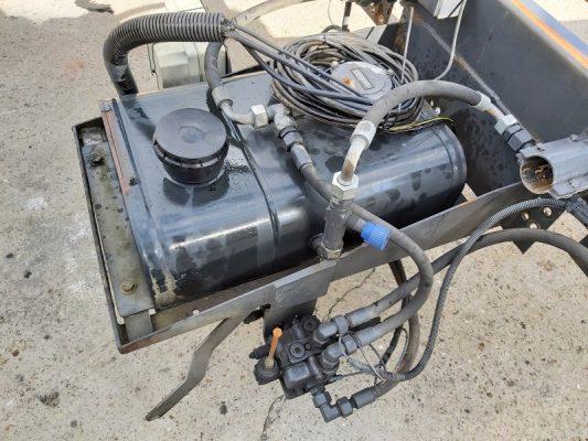 kipper chassis10