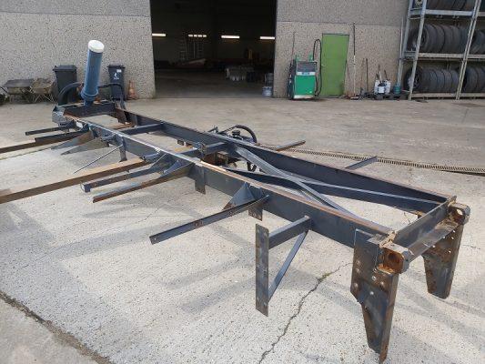 kipper chassis4
