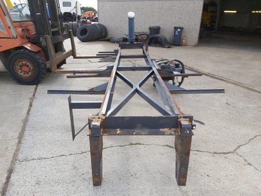 kipper chassis5
